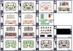 فایل-اتوکد-پروژه-معماری-خوابگاه-دانشجویی